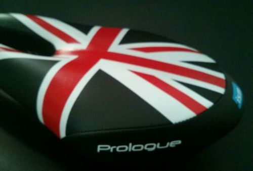 #Saddle union jack - tt time #trial triathlon road uk. not #fizik prologo team gb,  View more on the LINK: http://www.zeppy.io/product/gb/2/162262602431/