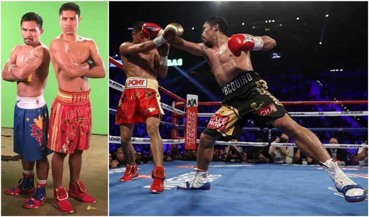 Manny Pacquiao`s body measurements