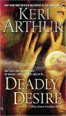 Deadly Desire (Riley Jenson Guardian Series #7)
