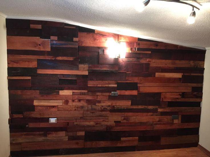 Mosaicos de maderas Nativas