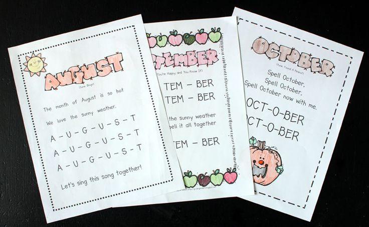 Kindergarten Calendar Binder Pages : Best calendar notebook ideas on pinterest wow