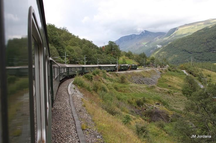 The incredible Flam Railway (Aurlandfjord,Norway)