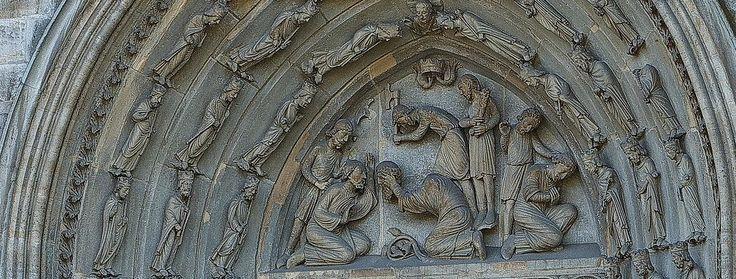 St Denis décapité en 273