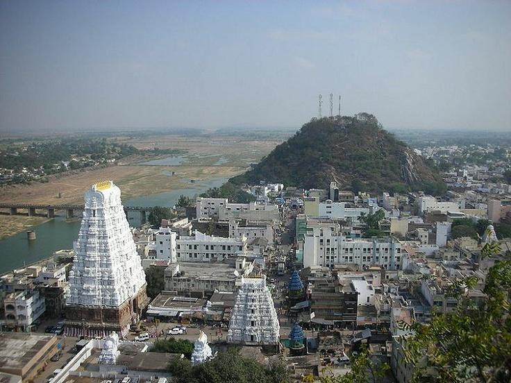 Tirupati (తిరుపతి), India