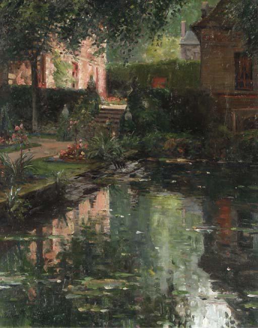Louis Aston Knight (1873-1948), France