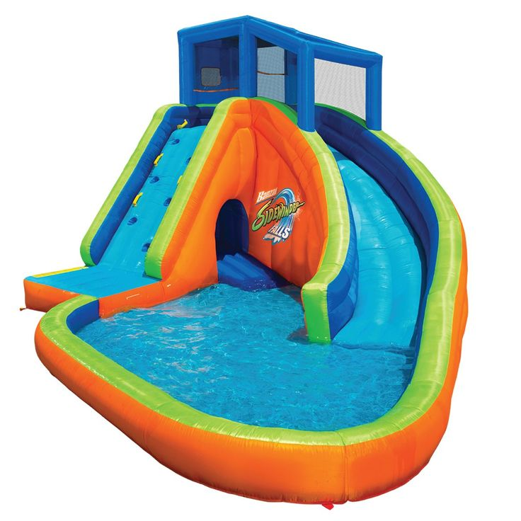 Inflatable Slide Blower: Best 25+ Inflatable Water Slides Ideas On Pinterest