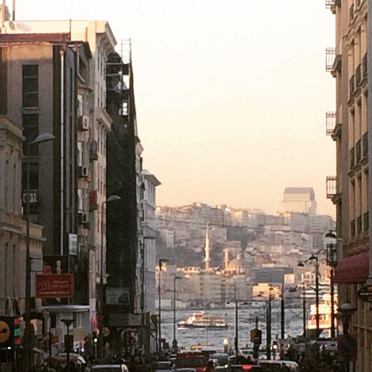 Sirkeci den karaköy