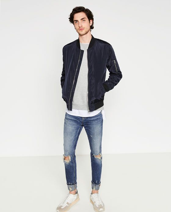 17 Best ideas about Blouson Bomber Homme 2017 on Pinterest ...