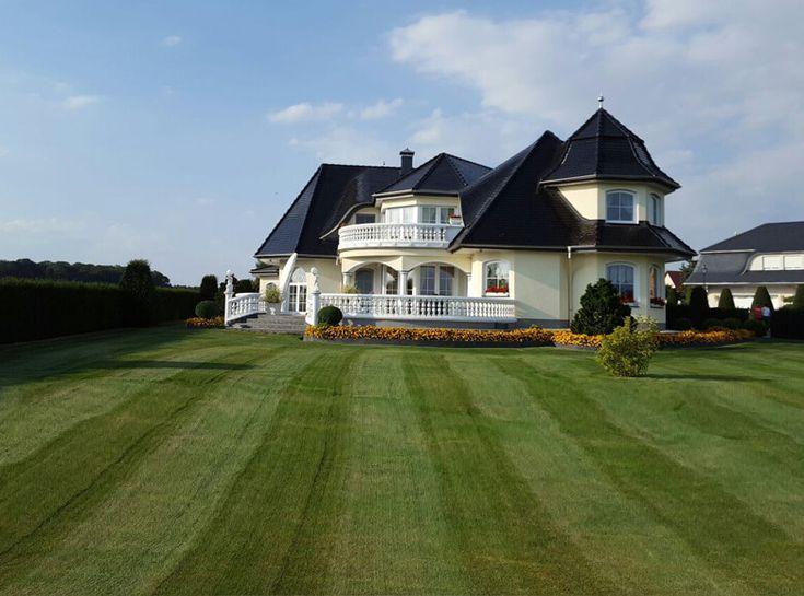 Schlüsselfertige energieeffiziente Landhausvilla