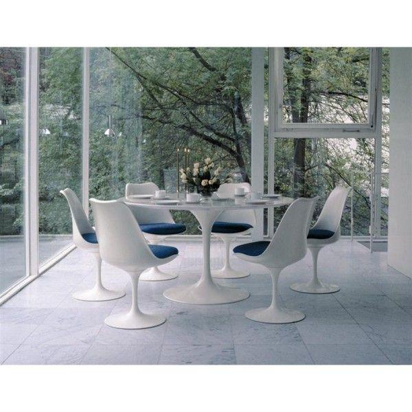 Knoll International Tulip Chair Stuhl - Goodform.ch