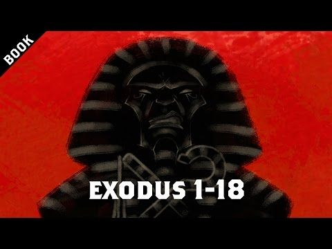 The Bible Project - Great animated video explaining the book of Exodus chapters 1-18
