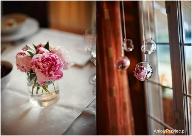 14. Peony Wedding / Wesele pachnące piwonią,Anioły Przyjęć