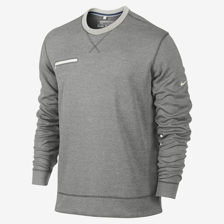 Nike Store. Nike Sport Long-Sleeve Crew Men's Golf Sweater