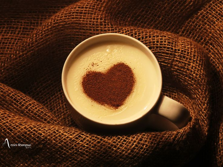 """""""Heart of Coffee"""" by amani sharqawi on 500px"""