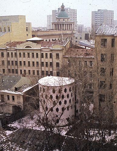 Melnikov Haus