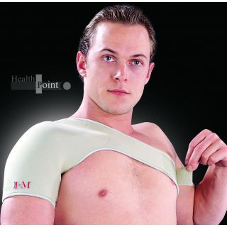 The Adj Shoulder Supports is uniquely designed which restricts the rotation of Glenohumeral Joint (aka the shoulder joint) without troubling the mobiliy. Made with neoprene fabric provides sufficient heat for faster recovery.