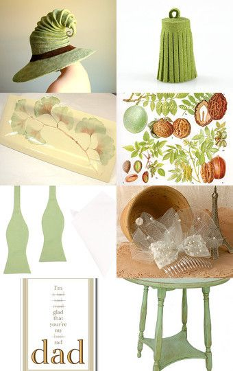 ! Mum and dad must love pistachio ! by Daniela on Etsy--Pinned with TreasuryPin.com