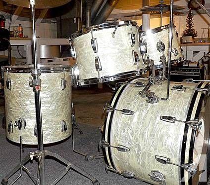 Vintage Ludwig Drum Kits