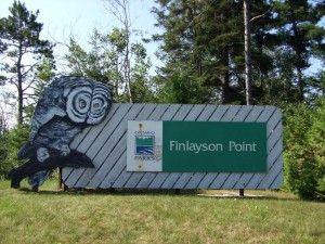 Finlayson Point