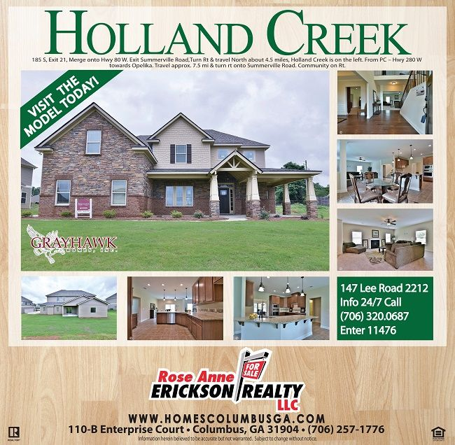 Phenix City Al North Creek Floor Plans: New Construction Move In Ready Home In Smiths Station
