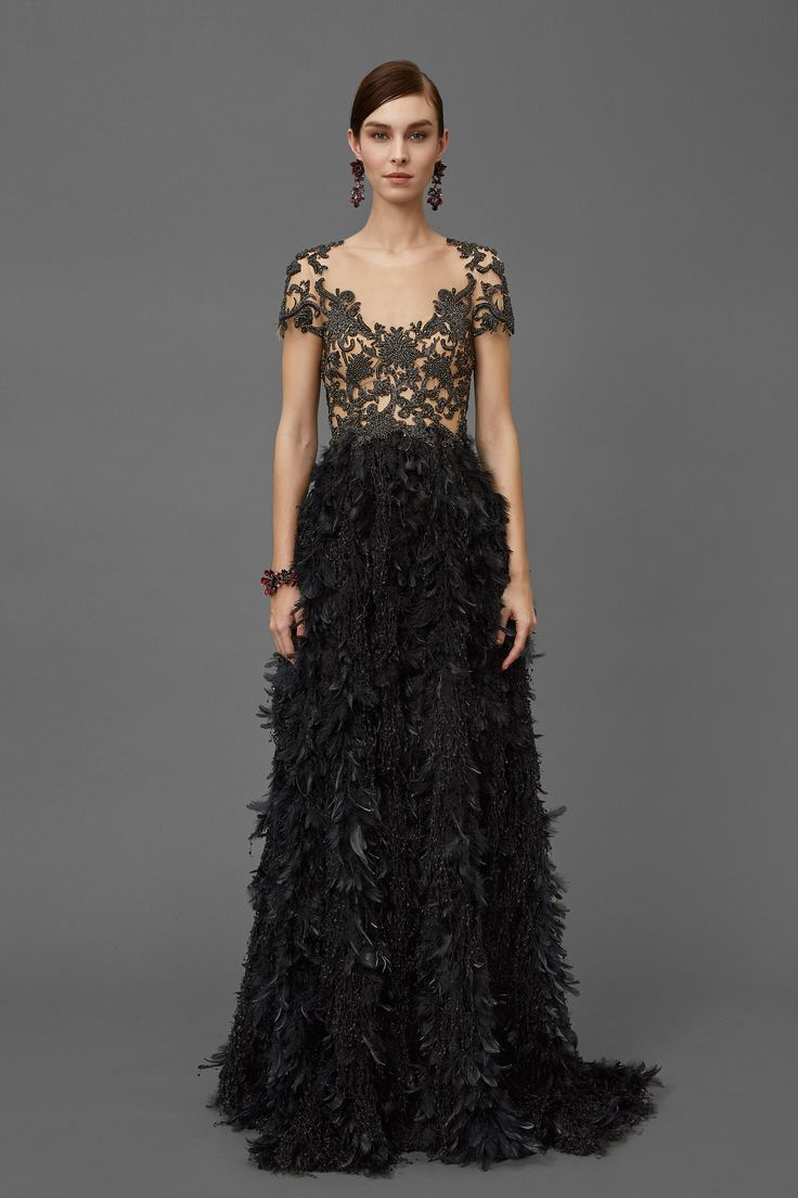 Marchesa Pre Fall 2016 Collection Photos   Vogue