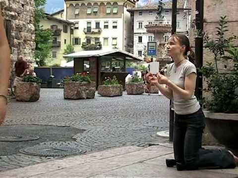 DeCaritate Cosimo TERLIZZI for Galleria Civica di Trento 2005