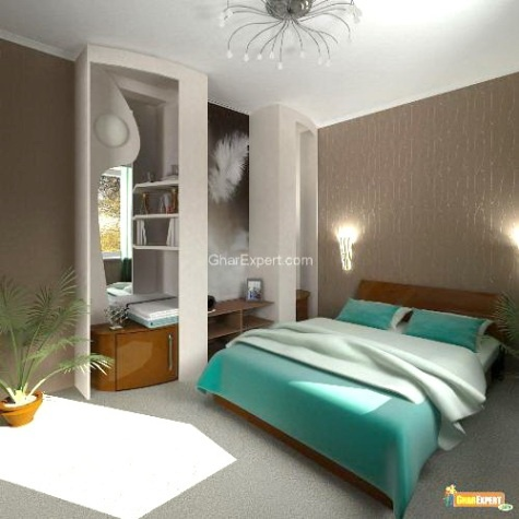 Attractive Modern Bedroom Lights