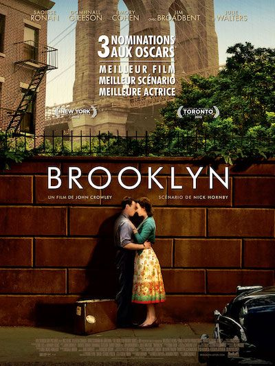 Brooklyn, film classique et rafraichissant de John Crowley