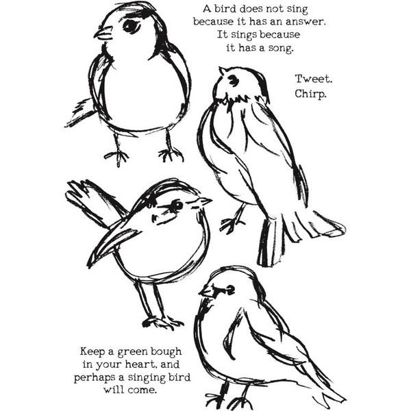 42 best Bird outlines images on Pinterest Drawings Drawing