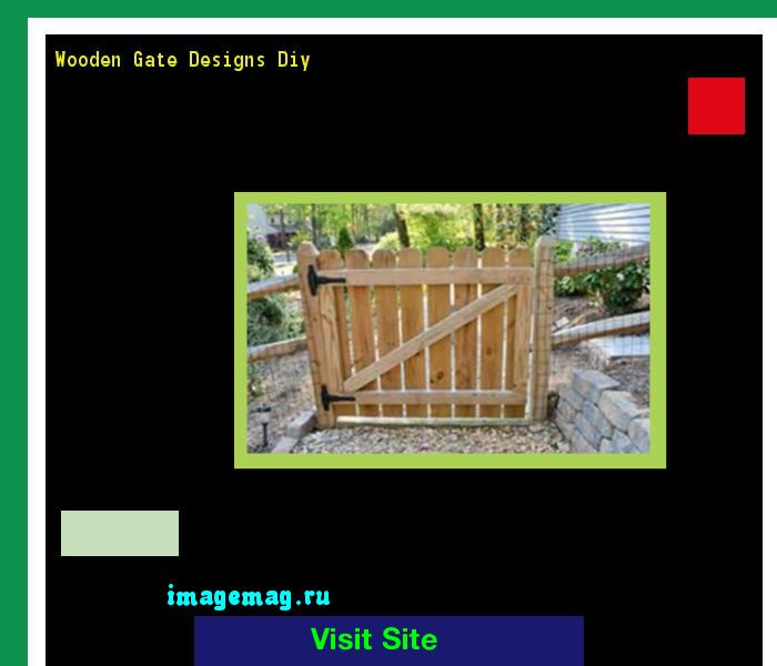 Wooden Gate Designs Diy 135516 - The Best Image Search