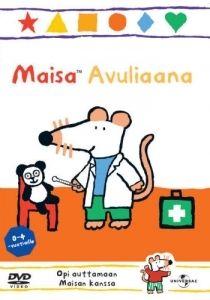 Maisa Avuliaana -dvd:llä Maisa, Keke, Tellu, Arttu ja Nipa auttavat aina toisiaan! Liity ystävysten seuraan, kun he auttavat Maisaa maalaamaan majansa, siivoavat sotkunsa ja leikkivät lääkäriä!