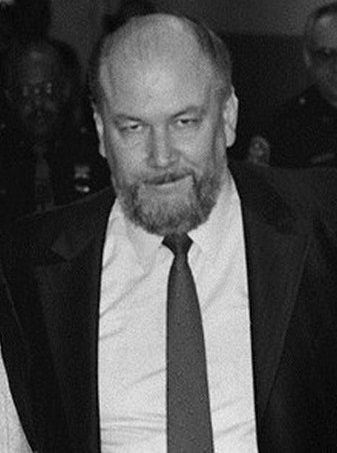 """Richard Kuklinski """"The Iceman"""", serial killer/contract killer, working for the mafia. The movie """"Iceman"""" is about Kuklinski, he was portraited by Michael Connors."""