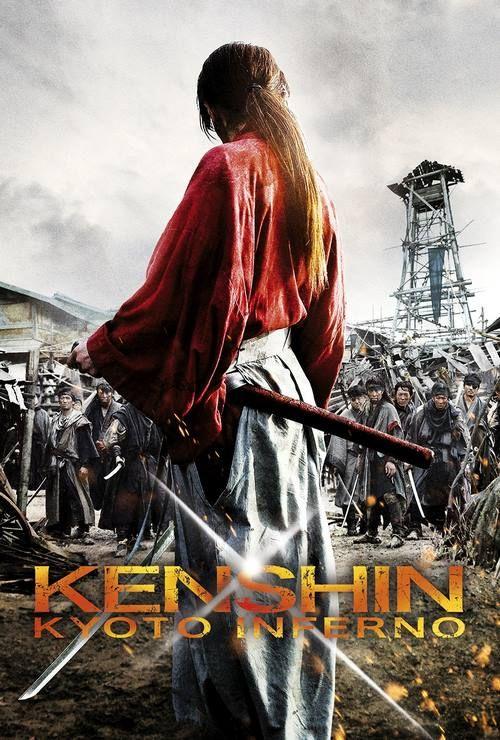 دانلود فیلم Rurouni Kenshin: Kyoto Inferno 2014