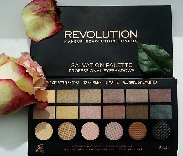 MAKEUPREVOLUTION WHat YOu WaiTing FOr EyeShadow Pallette
