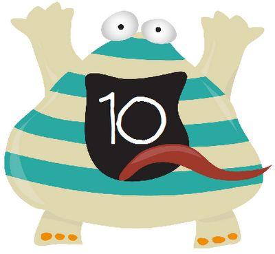 Tunstall's Teaching Tidbits: Monster Math Tubs
