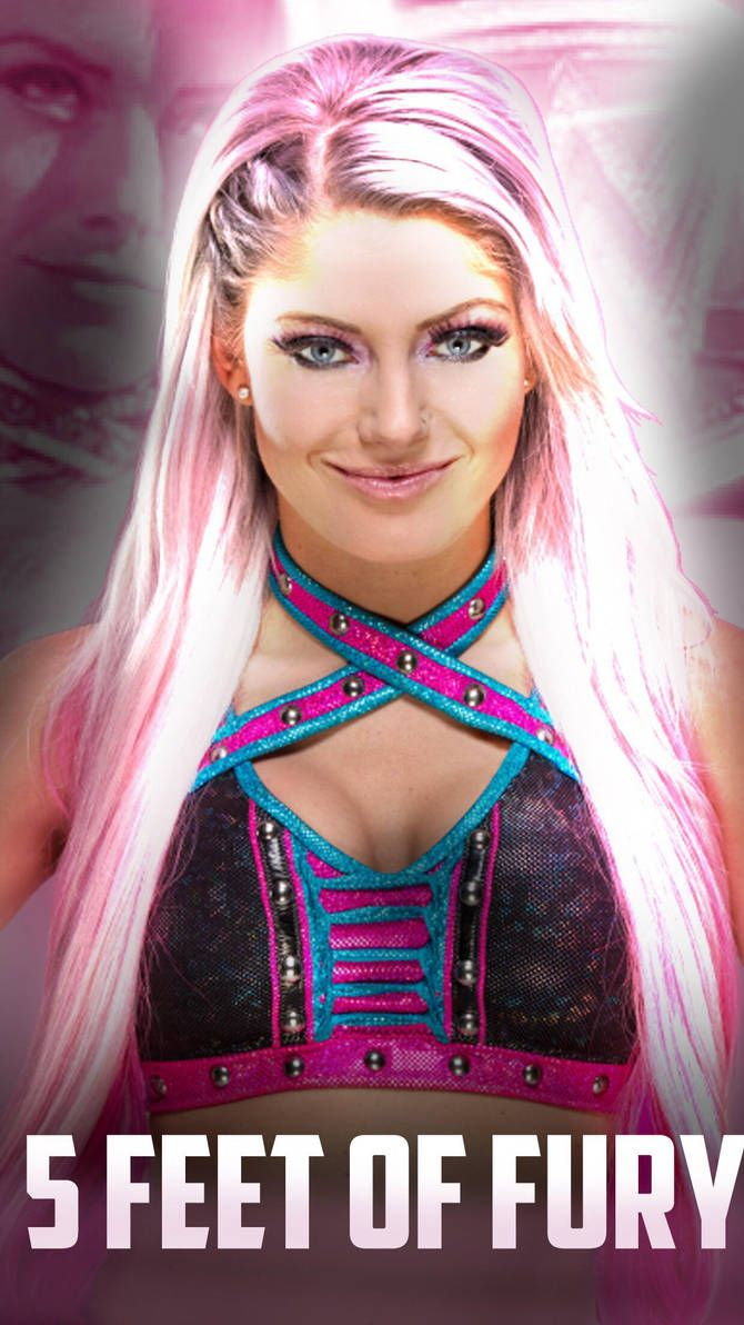 Alexa Bliss Iphone 6s Plus Wallpaper Alexa Bliss Mobile
