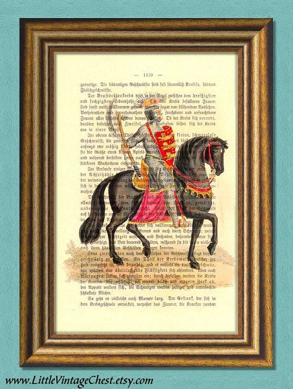 Game of Thrones  LANNISTER KNIGHT   by littlevintagechest on Etsy