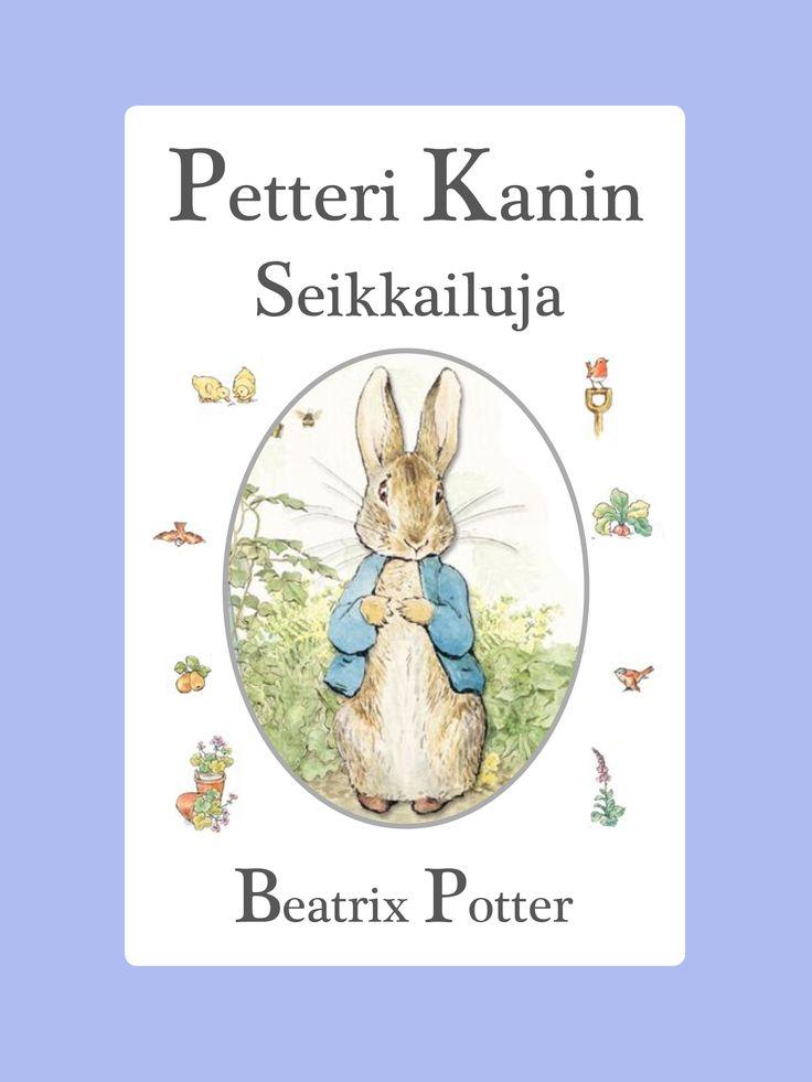 Iltasatu.org: Petteri Kanin Seikkailuja ilmaisena digiversiona tabletille tai kännykkään.