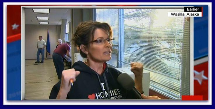 Sarah Palin: Trump vs Hillary – BB4SP