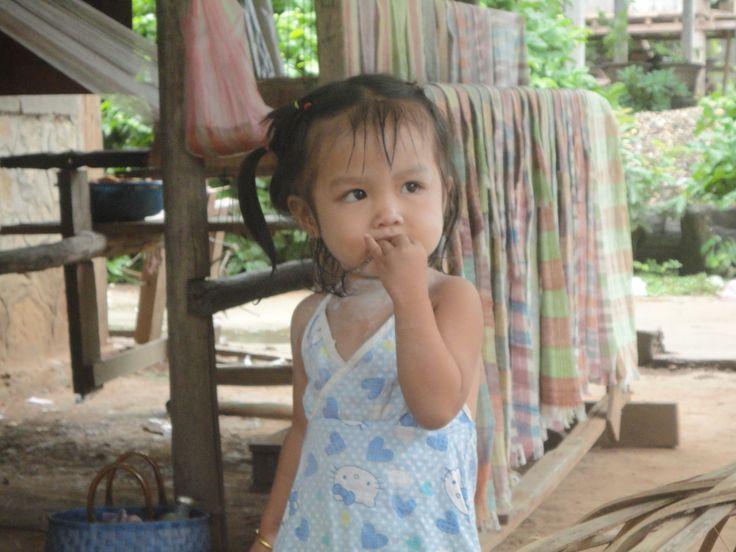 Lieblingsfleck Luang Prabang, Laos - Kindheit