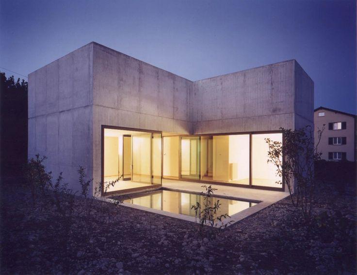 Haus Müller By Morger U0026 Degelo Architekten (Staufen, Germany)