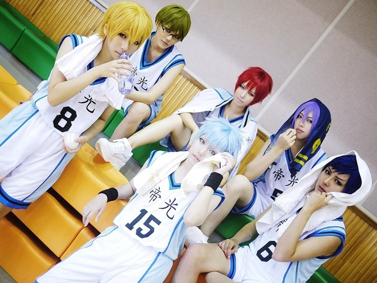 95 best kurokos basketball images on pinterest kuroko tetsuya kurokos basketball cosplay voltagebd Image collections