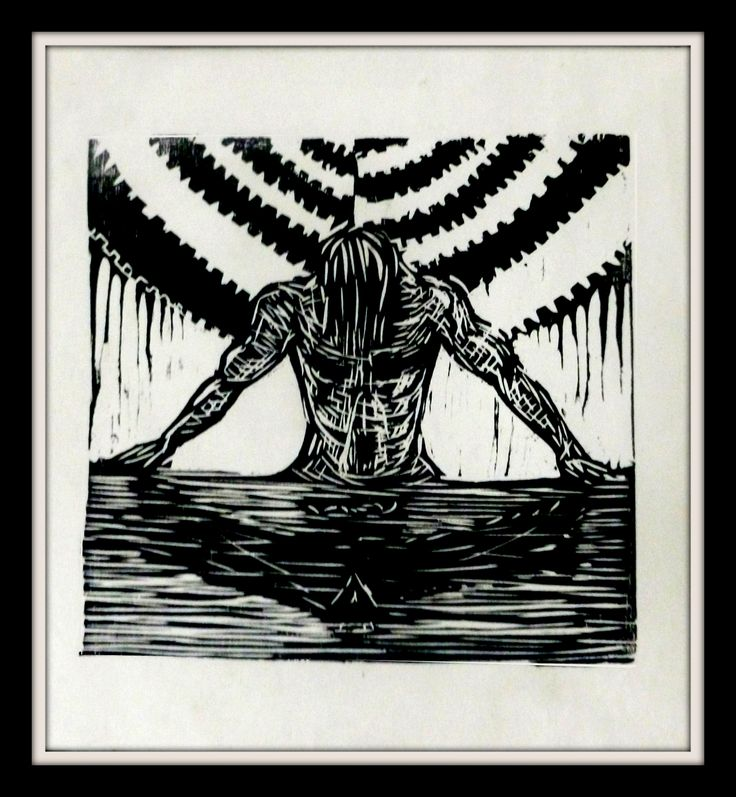 31 best images about art  prints  wood  lino  rubber  hand