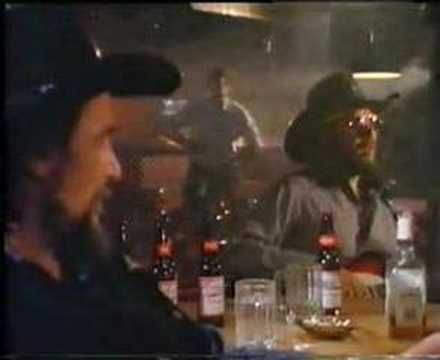 Waylon Jennings & Hank Williams Jr - The Conversation