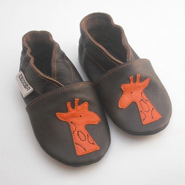 los zapatos de bebe suaves negro 2 3 ebooba de ebooba por DaWanda.com