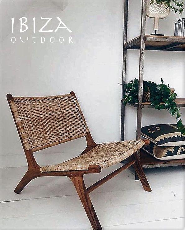 Ushuaia Lounge Stoel.De Ushuaia Loungestoel Is Ook Verkrijgbaar In Rotan Een Mooie