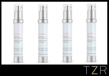 Brighten up! Kerstin Florian Brightening Facial Treatment | The Zoe Report