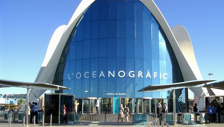 Valencia contiene el acuario más grande de todo Europa que se llama L'Oceangráfic. Es un parte de la Ciudad de las Artes y las Ciencias y alberga casi 45,000 animales del mar, incluso delfines, tiburones, rayas, tortugas, pingüinos y medusas. Hacen trabajo para la conservación del ambiente marina y para preservar los especies en el acuario.