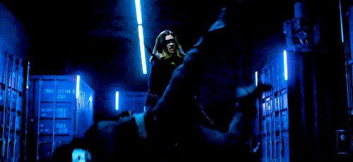Dinah Drake #Arrow 5x19