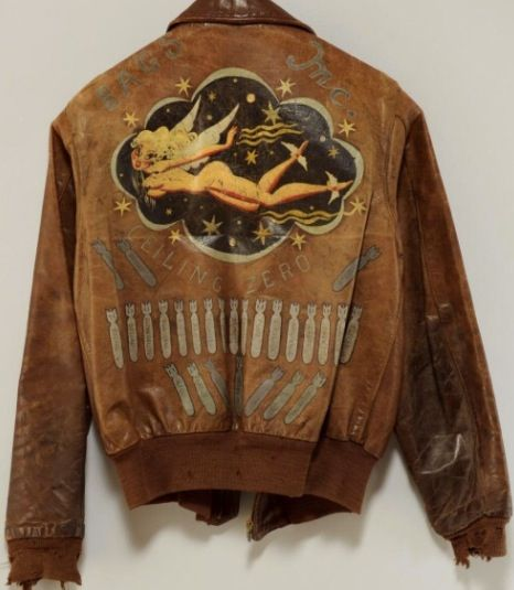 1000  images about World War II bomber jackets on Pinterest
